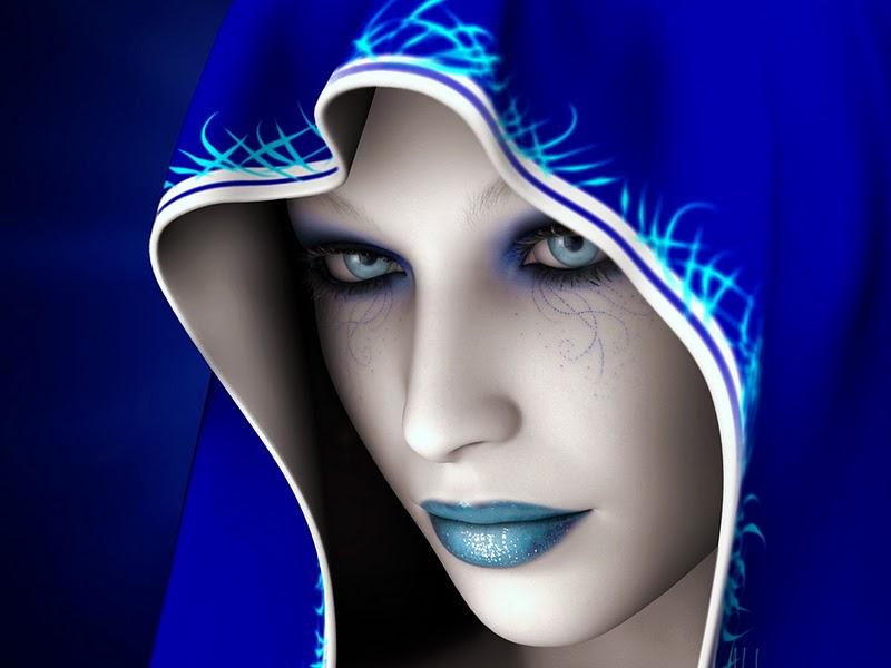 قصص سكس غريبة انا و الجنية الزرقاء